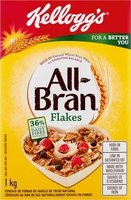 Kellogg's All-Bran Flakes (1kg):