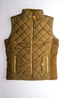 Lobo Padded Gilet (Olive) - Parallel Import:
