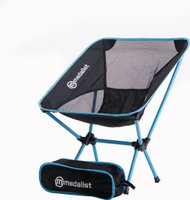 Medalist Ultralight Camp Chair (Blue):