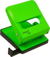 Kangaro 520 Metal Office Punch (Green):