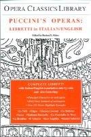 Puccini's Operas - Libretti in Italian/English (Electronic book text): Burton d Fisher