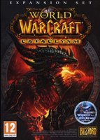 World Of Warcraft: Cataclysm  - Expansion Pack (European Server Version) (PC, DVD-ROM):