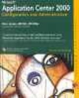 Microsoft Application Centre 2000 Configuration and Administration (Paperback): Don Jones