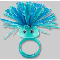 Pylones Blue Face Ring: