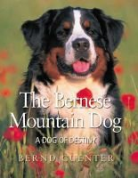 The Bernese Mountain Dog - A Dog of Destiny (Hardcover, None): Bernd Guenter