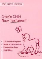 God's Child New Testament (Leather / fine binding): World Bible Publishing
