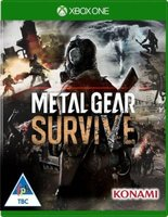 Metal Gear Survive (XBox One, Blu-ray disc):