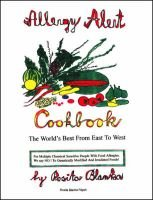 Allergy Alert Cookbook - The World's Best from East to West (Paperback): Rosita Blanka