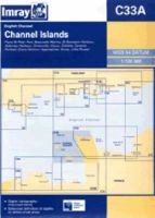 Channel Islands (North) (Sheet map, folded): Imray