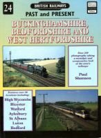 Buckinghamshire, Bedfordshire and West Hertfordshire, No.24 (Paperback, illustrated edition): Paul Shannon