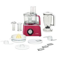 Bosch Styline Food Processor (800W) (Red):
