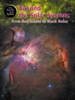 Beyond the Solar System - From Red Giants to Black Holes (Hardcover): Steve Parker