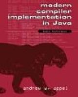 Modern Compiler Implementation in Java - Basic Techniques (Paperback): Andrew W. Appel