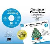 Hal Leonard Student Piano Library - Christmas Piano Solos Level 1 (CD) (CD): Thomas Da Lloyd