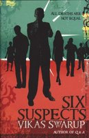 Book Cover for Six Suspects by Vikas Swarup