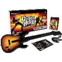 Guitar Hero - World Tour - Guitar Kit Bundle (PlayStation 2, Kit):