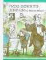Frog goes to dinner (Book): Mercer Mayer