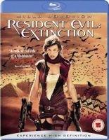 Resident Evil Extinction (Blu-ray disc): Milla Jovovich, Mike Epps, Ali Larter