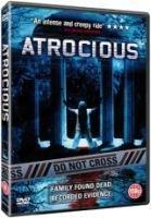 Atrocious (Spanish, DVD): Cristian Valencia, Jose Masegosa, Chus Pereiro, Rafael Amaya
