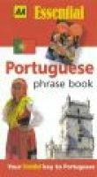 AA Essential Portuguese Phrase Book (Portuguese, English, Paperback):
