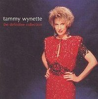 Tammy Wynette - The Definitive Collection (CD, Imported): Tammy Wynette