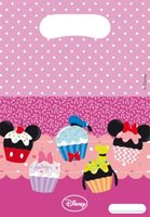 "Minnie Mouse ""D-Lish"" - 6 Party Bags:"