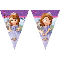 Sofia Pearl Of The Sea - Triangle Flag Banner: