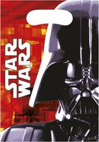 Star Wars - 6 Party Bags: