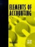 Elements of Accounting - For Non Accounting Students (Paperback): Phillip Cahill