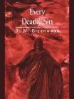 Every Deadly Sin - A Theodora Braithwaite Whodunnit (Large print, Paperback, large type edition): D.M. Greenwood