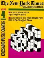 New York Times Crossword Omnibus Volume 4 (Paperback): Weng