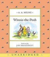 The Winnie-The-Pooh CD (CD): A.A. Milne, Jim Broadbent