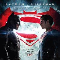 Batman v Superman: Official 2017 Calendar (Calendar):