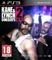Playstation 3 - Kane & Lynch 2: Dog Days (PlayStation 3, Blu-ray disc): Playstation 3