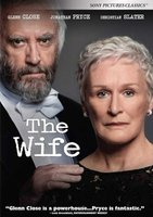 The Wife (DVD): Glenn Close, Jonathan Pryce, Christian Slater