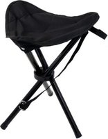 Marco Tripod Stool (Black):