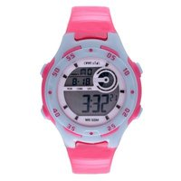 Cool Kids Water Resistant Digital Watch (Mid-Size)(Pink):