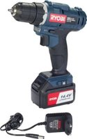 Ryobi Li-Ion Cordless Driver Drill (14.4V) (Battery Included):