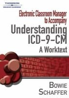 Elect Clsrm MGR-Und ICD-9 Cm C (CD-ROM): Schaffer, Sampson, Mu, Bowie