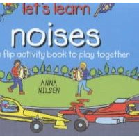 Let's Learn Noises (Sheet map, rolled): Anna Nilsen