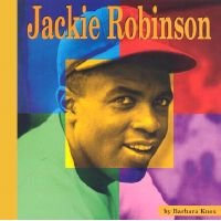 Jackie Robinson: A Photo-Illustrated Biography (Hardcover, Library binding): Barbara Knox