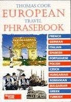 European Travel Phrasebook (Paperback): Worldwise, Thomas Cook