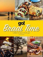 Braai Time - Lekker Recipes From Go! (Paperback): Aletta Lintvelt
