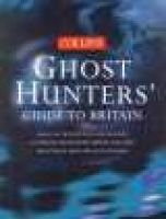 Collins Ghost Hunters' Guide to Britain (Sheet map, folded):