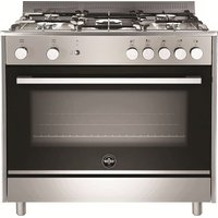La Germania Parma Gas Hob & Electric Oven (Stainless Steel | 900mm):