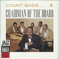Count Basie - Chairman Of The Board (Vinyl record): Count Basie