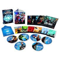 Marvel Cinematic Universe: Phase 1 - Iron Man / The Incredible Hulk / Iron Man 2 / Thor / Captain America / The Avengers (DVD,...