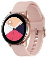 "Samsung Galaxy Watch Active (1.1"")(4GB)(Rose Gold):"