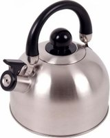 Oztrail Stainless Steel Whistling Kettle (2.5L):