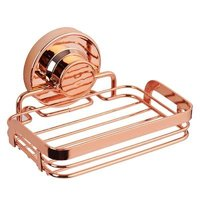 Naleon - Instaloc - Soap Dish ( Rose Gold ):